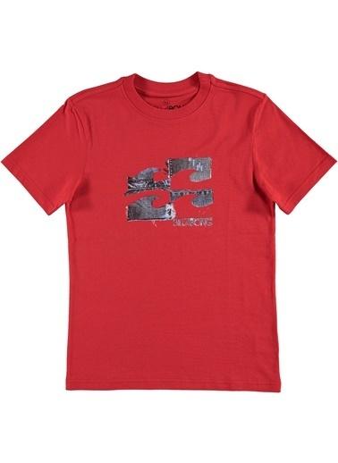 Billabong Tişört Kırmızı
